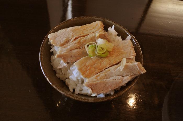 麺伝とも@宇都宮市西川田 Andy.特製チャーシュー丼