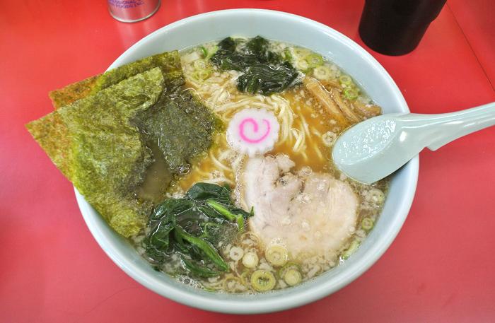 ラーメンショップ犬塚本店@小山市犬塚 ラーメン2