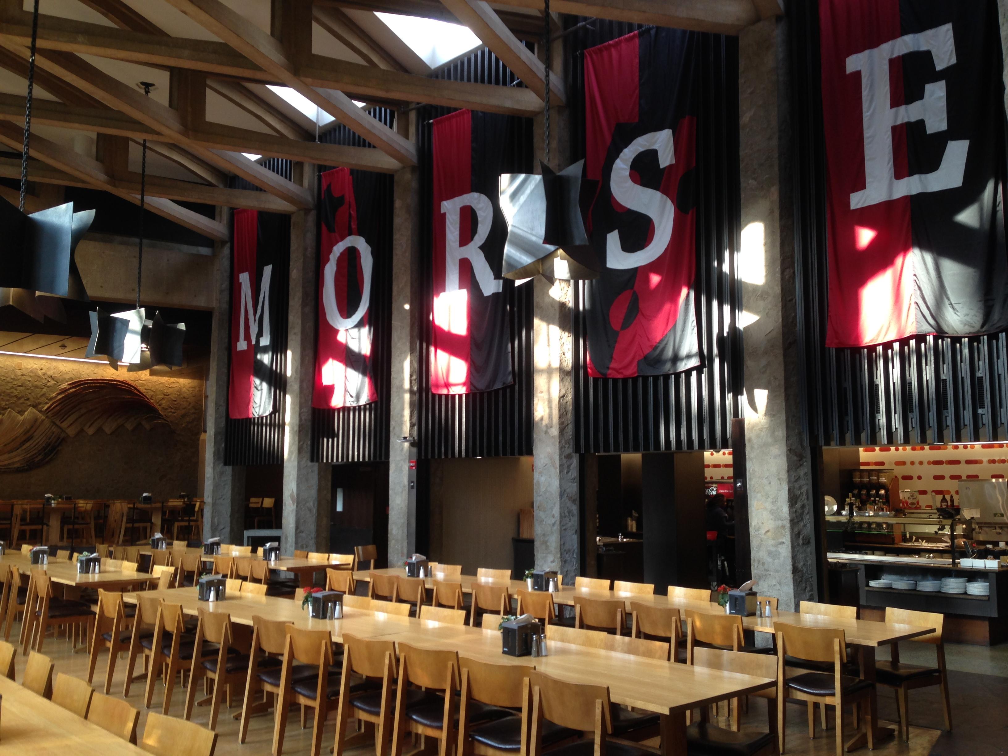 Morse dining hall