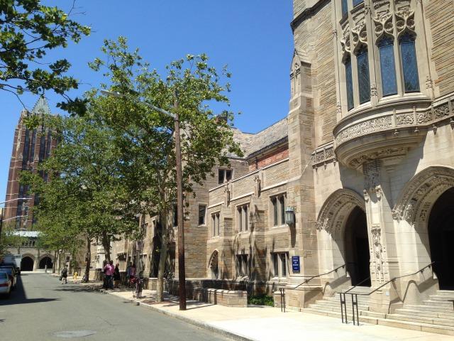 Yale buildings