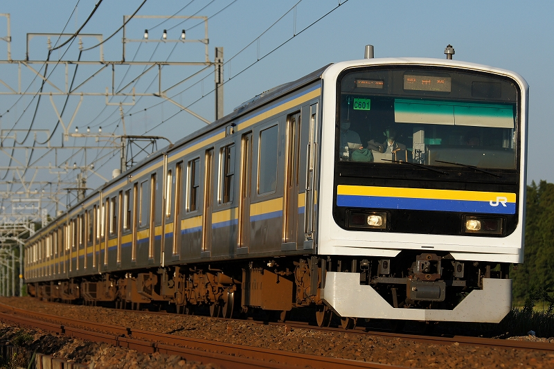 C601編成