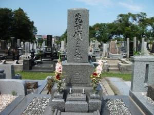 150831お墓