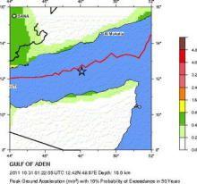 アデン湾1