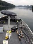 150820野尻湖釣れ釣れプラ - 3