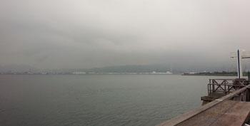 徳山港 コンビナートa