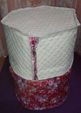 牛乳パック椅子!4