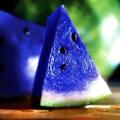 青いスイカ