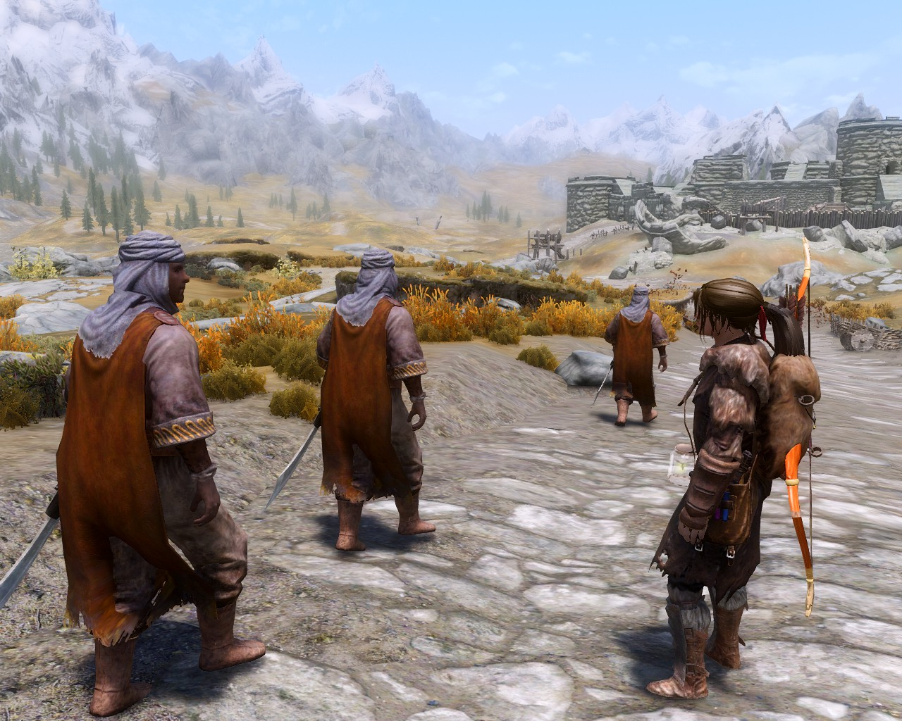 アリクルの戦士たち