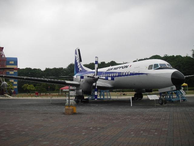YS-11A-500R(エアーニッポン)2