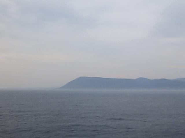 北海道恵山岬?違うかも