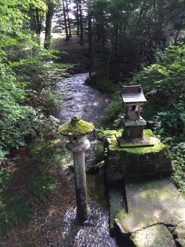 干俣諏訪神社1
