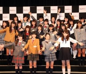 """「乃木坂46」の""""妹分"""" 結成当日にチーム名が「鳥居坂46」から「欅坂46(けやきざか)」に変更 第1期生22人も驚き"""