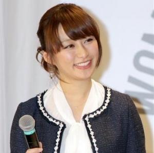 広島東洋カープ堂林翔太の妻 元TBS枡田絵理奈アナが第一子出産 母子ともに健康
