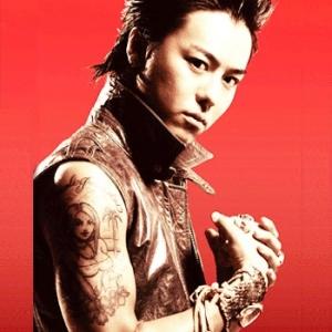 EXILE TAKAHIROのタトゥーがダサすぎるwww