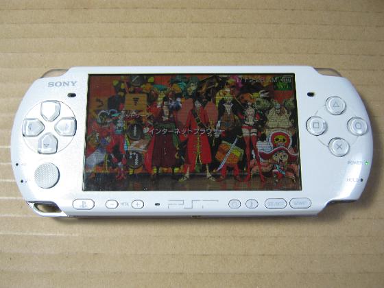 PSP-3000の修理(電源SW不良)診察5