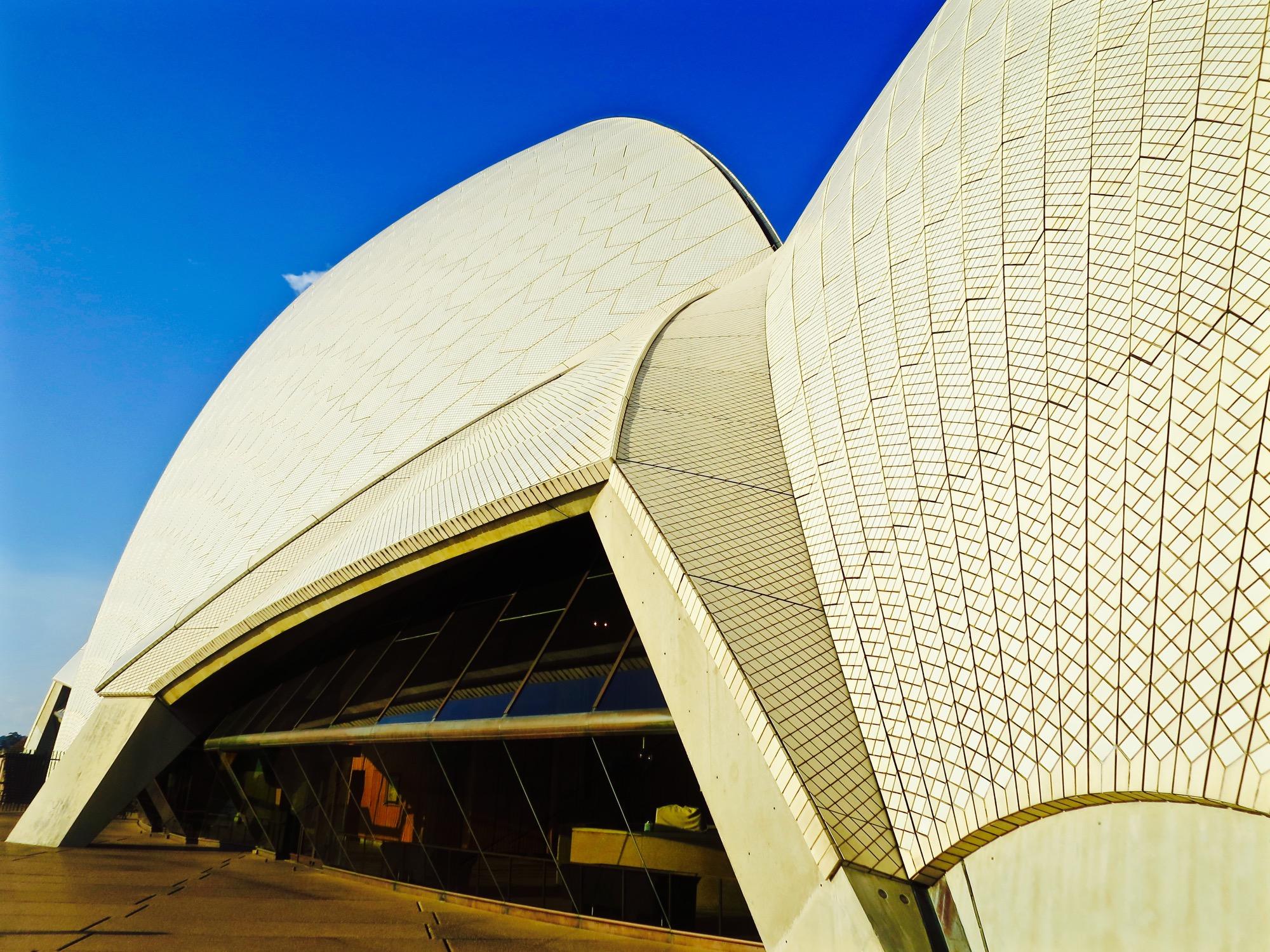 Opera House もっと近景