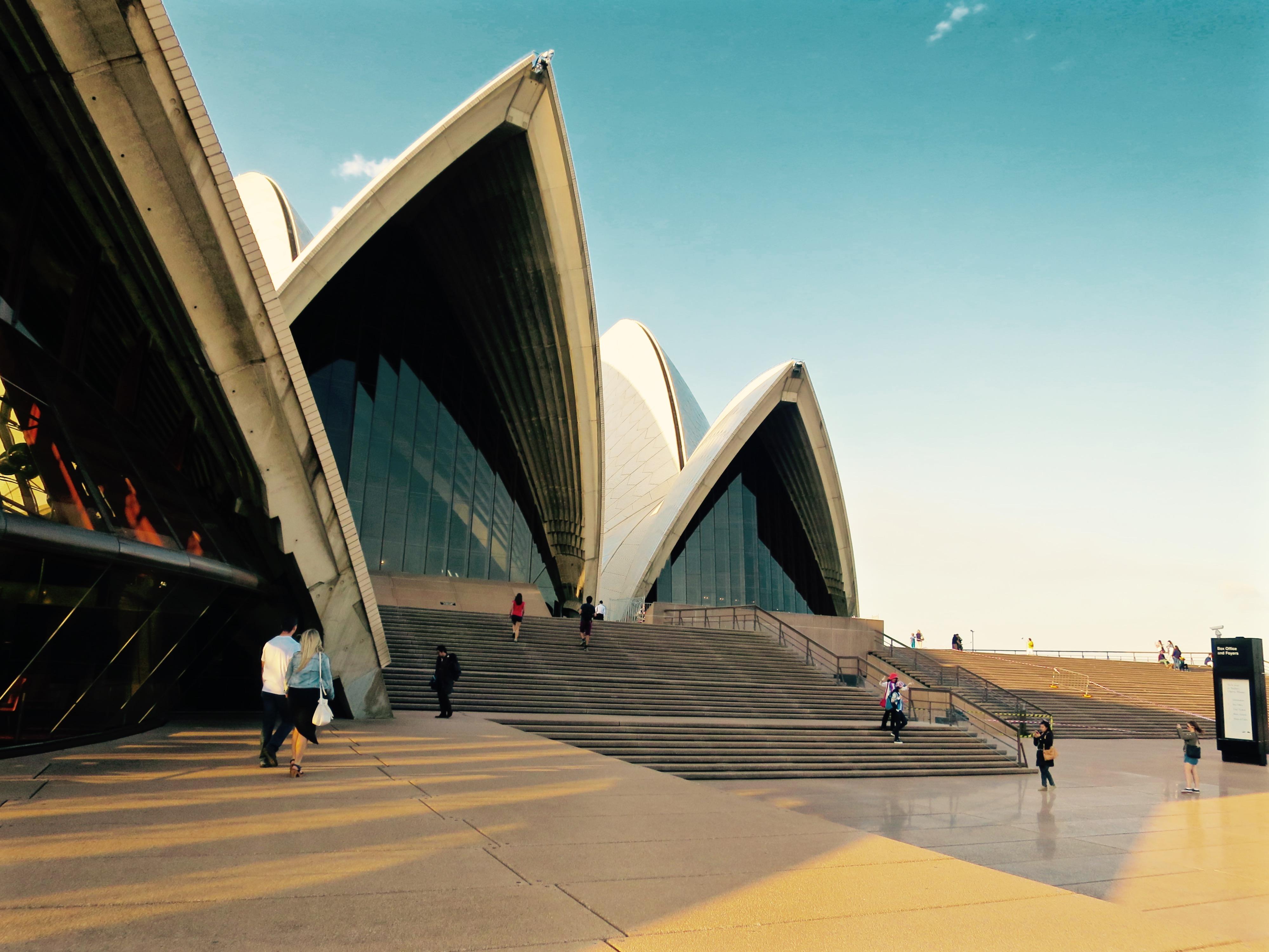 Opera House 近景