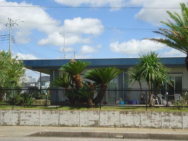 庭完成道路から1 M様邸
