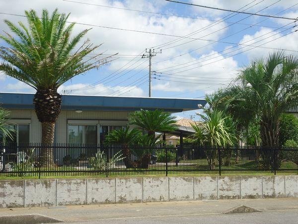 庭完成道路から2 M様邸