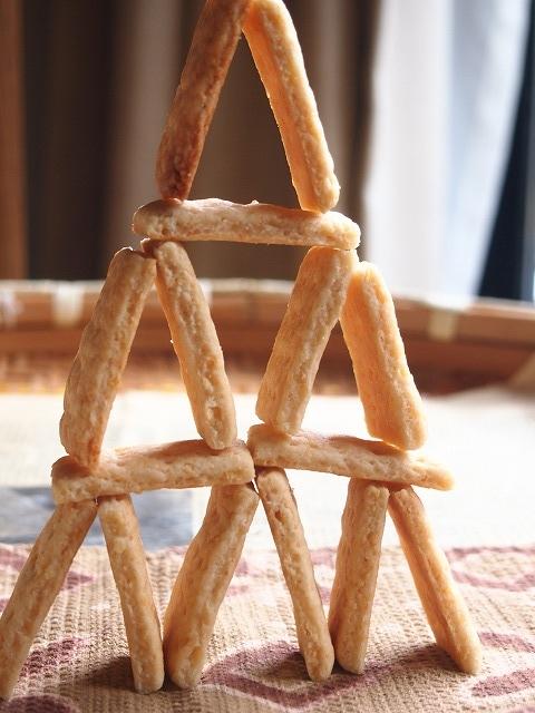 チーズクッキー・タワー4