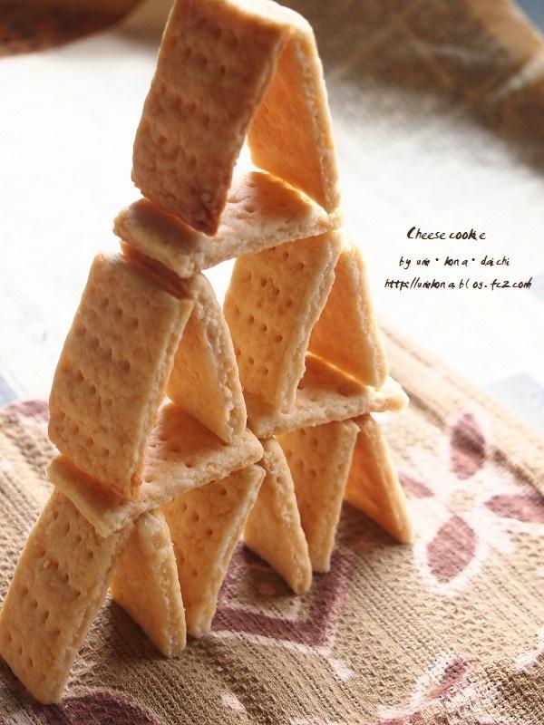 チーズクッキー・タワー7