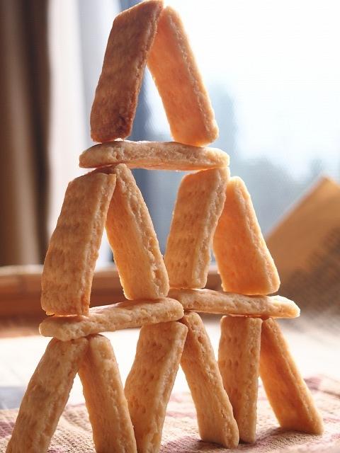 チーズクッキー・タワー6