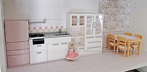 白キッチン1