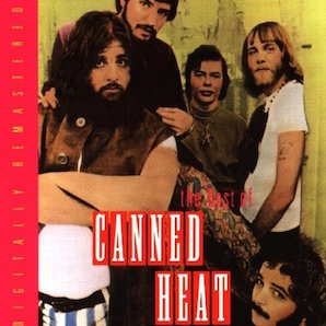 CANNED HEAT「THE BEST OF CANNED HEAT」