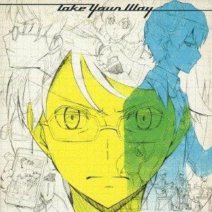 LIVETUNE ADDING FUKASE (FROM SEKAI NO OWARI)「TAKE YOUR WAY」