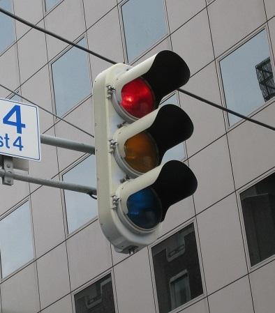 北海道の信号機の画像1