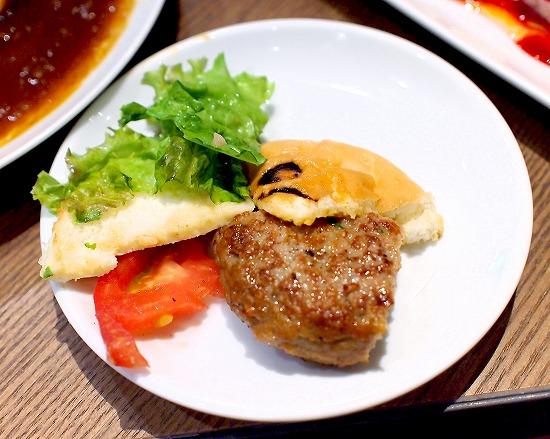 リラックマのまくまくハンバーガー07@TOWER RECORDS CAFE×Rilakkuma