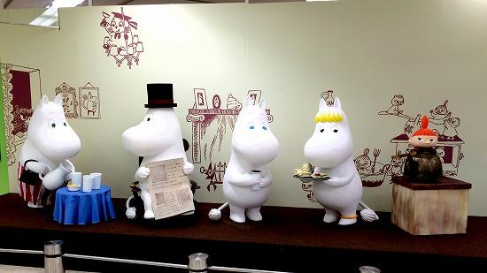 オブジェ01@ムーミンマーケット2015 西武所沢店