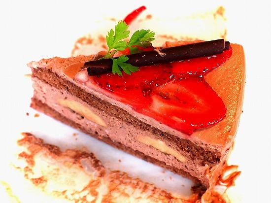 苺とチョコバナナショート03@MACARONI MARKET(マカロニ市場) 松戸店 2015年02月