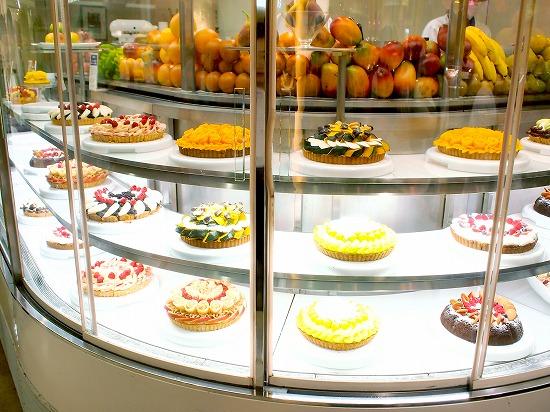 お店02@Cafe comme ca(カフェ・コムサ)池袋東武店 2015年09月
