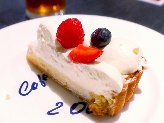 フロマージュブラン03@Cafe comme ca 池袋東武店 2015年09月