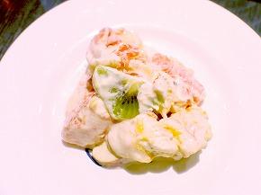 10@Cafe comme ca(カフェ・コムサ)池袋東武店 2015年09月