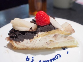 15@Cafe comme ca(カフェ・コムサ)池袋東武店 2015年09月