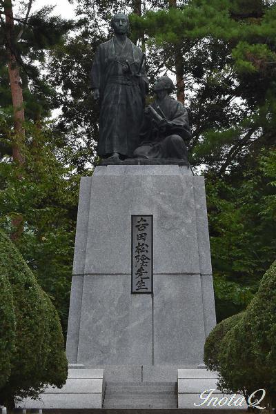 吉田松陰墓所03