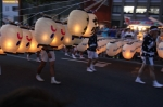 1.秋田竿燈祭り:入場行進-01D 1508qt