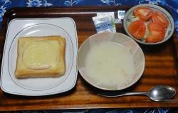 朝のパン20150925