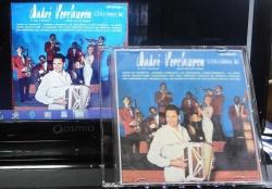 レコードのCD化~アコーディオンの饗宴「ンドレ・ベルシュラン」