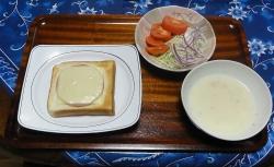 朝ご飯20150930