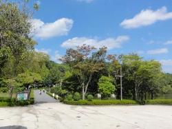 鏡山公園でアコーディオン20150927-2