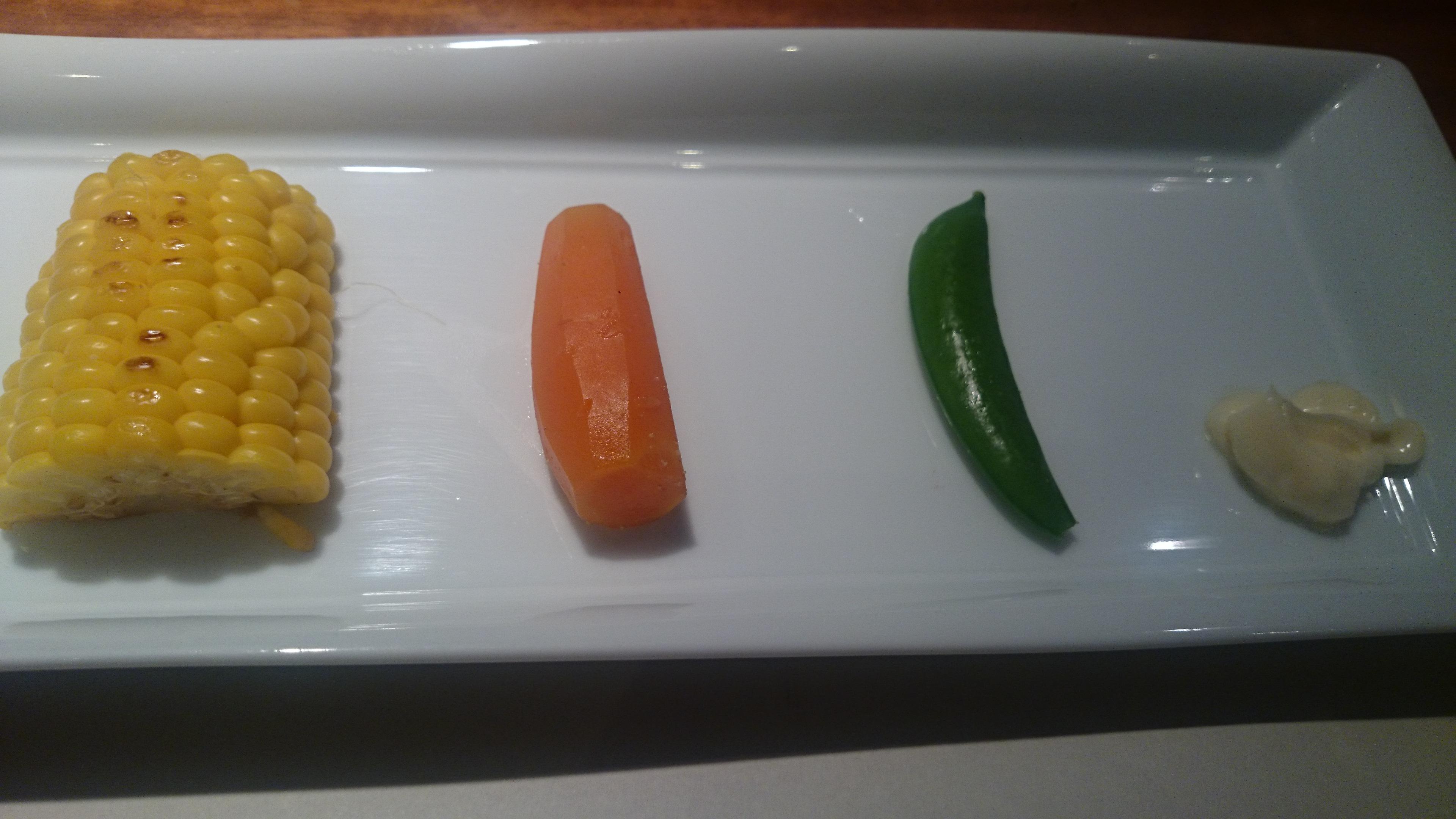 18、季節の焼き野菜 DSC_8435