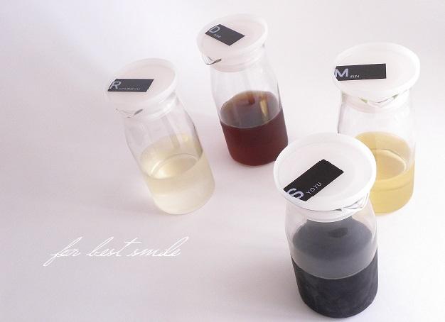 05>液体調味料の収納場所&見やすいラベル