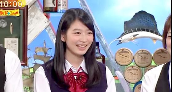 ワイドナショー画像 ワイドナ現役高校生で岡本夏美が2度目の登場 2015年8月30日