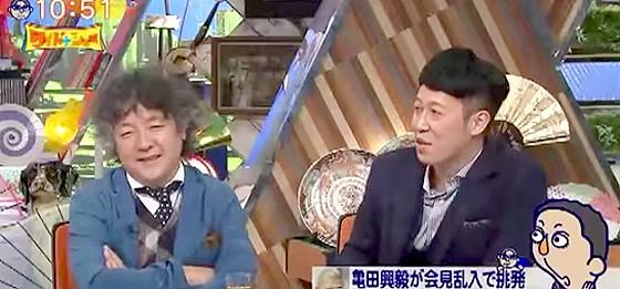 ワイドナショー画像 小籔千豊 茂木健一郎「亀田興毅のようなヒールは相当計算高くないとできない」 2015年9月6日