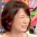 ワイドナショー画像 秋元優里アナ おっさんがいやらしい目で見ていると聞いて気持ち悪がる 2015年9月13日