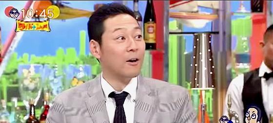 ワイドナショー画像 仕事を選ぶ長嶋一茂というイメージがあった東野幸治が「月金の帯もやりたい」発言に驚く 2015年9月13日