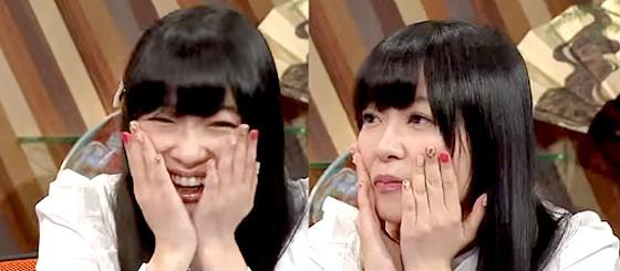 ワイドナショー画像 指原莉乃 ソフトバンクのCMが決まり笑いを隠せない指原だが「笑ってません」 2014年11月9日